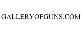 mark for GALLERYOFGUNS.COM, trademark #85686705