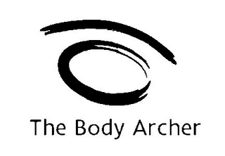 mark for THE BODY ARCHER, trademark #85686988