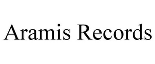 mark for ARAMIS RECORDS, trademark #85686999