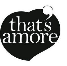 mark for THAT'S AMORE, trademark #85687067
