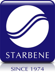 mark for STARBENE SINCE 1974, trademark #85687192