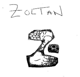 mark for ZOLTAN Z, trademark #85687234