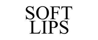 mark for SOFT LIPS, trademark #85687397