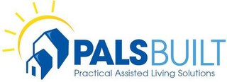 mark for PALSBUILT PRACTICAL ASSISTED LIVING SOLUTIONS, trademark #85687423