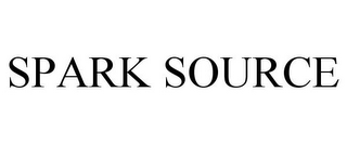 mark for SPARK SOURCE, trademark #85687523