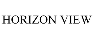 mark for HORIZON VIEW, trademark #85687631