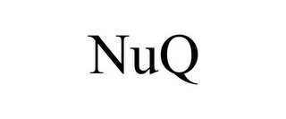 mark for NUQ, trademark #85687679