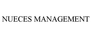 mark for NUECES MANAGEMENT, trademark #85687886