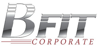 mark for BFIT C O R P O R A T E, trademark #85687974