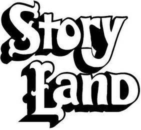 mark for STORY LAND, trademark #85688229