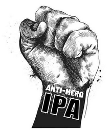 mark for ANTI-HERO IPA, trademark #85688255