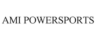 mark for AMI POWERSPORTS, trademark #85688481