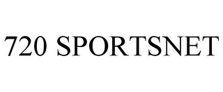 mark for 720 SPORTSNET, trademark #85688493