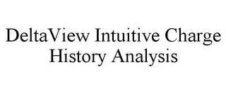 mark for DELTAVIEW INTUITIVE CHARGE HISTORY ANALYSIS, trademark #85688580