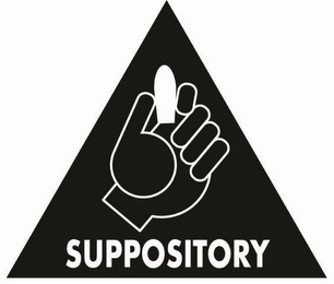 mark for SUPPOSITORY, trademark #85688790