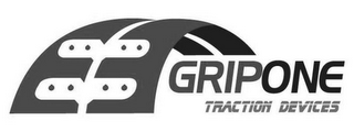 mark for GRIPONE TRACTION DEVICES, trademark #85688817