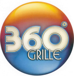 mark for 360° GRILLE, trademark #85688874