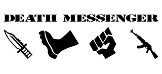 mark for DEATH MESSENGER, trademark #85688959