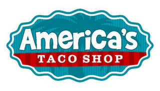 mark for AMERICA'S TACO SHOP, trademark #85688973