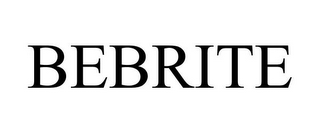mark for BEBRITE, trademark #85689276