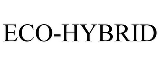 mark for ECO-HYBRID, trademark #85689423