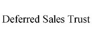 mark for DEFERRED SALES TRUST, trademark #85689512