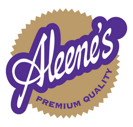mark for ALEENE'S PREMIUM QUALITY, trademark #85689549