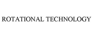 mark for ROTATIONAL TECHNOLOGY, trademark #85689691