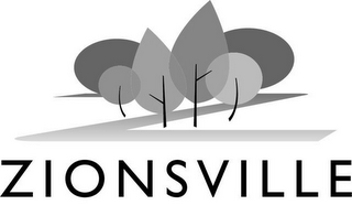 mark for Z ZIONSVILLE, trademark #85689750