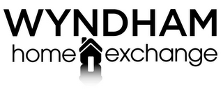 mark for WYNDHAM HOME EXCHANGE, trademark #85689814
