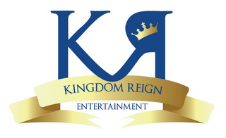 mark for KR KINGDOM REIGN ENTERTAINMENT, trademark #85689981