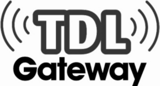 mark for TDL GATEWAY, trademark #85689983