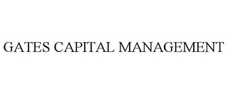 mark for GATES CAPITAL MANAGEMENT, trademark #85690181