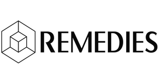 mark for REMEDIES, trademark #85690209