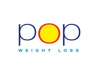 mark for POP WEIGHT LOSS, trademark #85690331