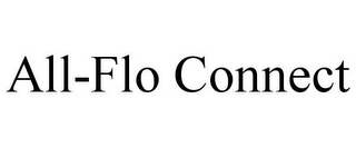 mark for ALL-FLO CONNECT, trademark #85690392