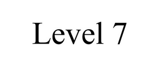 mark for LEVEL 7, trademark #85690619