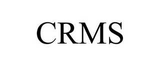 mark for CRMS, trademark #85690706