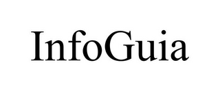 mark for INFOGUIA, trademark #85690743