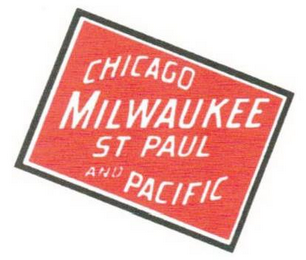 mark for CHICAGO MILWAUKEE ST PAUL AND PACIFIC, trademark #85691259