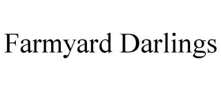 mark for FARMYARD DARLINGS, trademark #85691401