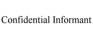 mark for CONFIDENTIAL INFORMANT, trademark #85691526