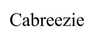 mark for CABREEZIE, trademark #85691608