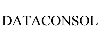 mark for DATACONSOL, trademark #85691675