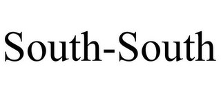 mark for SOUTH-SOUTH, trademark #85691776