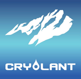 mark for CRYOLANT, trademark #85692005