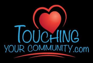 mark for TOUCHING YOUR COMMUNITY.COM, trademark #85692103