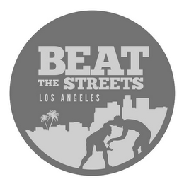 mark for BEAT THE STREETS LOS ANGELES, trademark #85692476