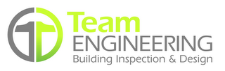 mark for T TEAM ENGINEERING BUILDING INSPECTION & DESIGN, trademark #85692489