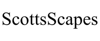 mark for SCOTTSSCAPES, trademark #85692534